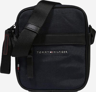 TOMMY HILFIGER Taška přes rameno - tmavě modrá / černá, Produkt