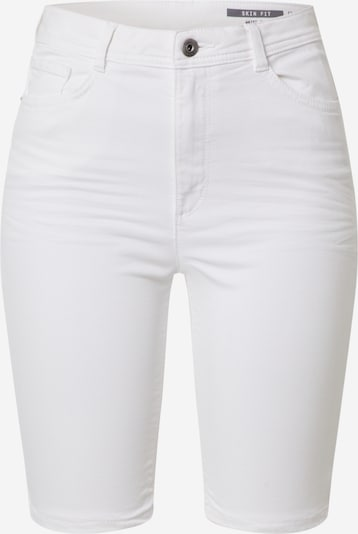 EDC BY ESPRIT Shorts in white denim, Produktansicht