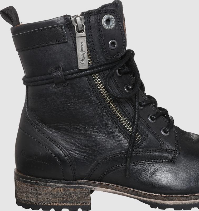 Pepe Jeans Stiefelette 'Melting 'Melting 'Melting Zipper' 7867c4