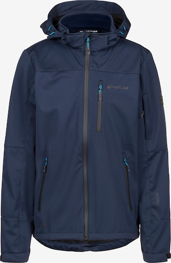 Whistler Softshelljacke 'Tom'was in navy, Produktansicht
