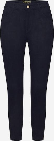 ZABAIONE Jeans 'Romy' in schwarz, Produktansicht