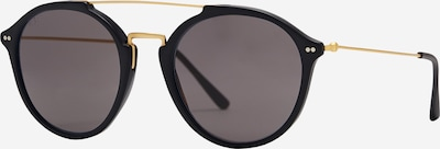 Ochelari de soare Kapten & Son pe auriu / negru, Vizualizare produs