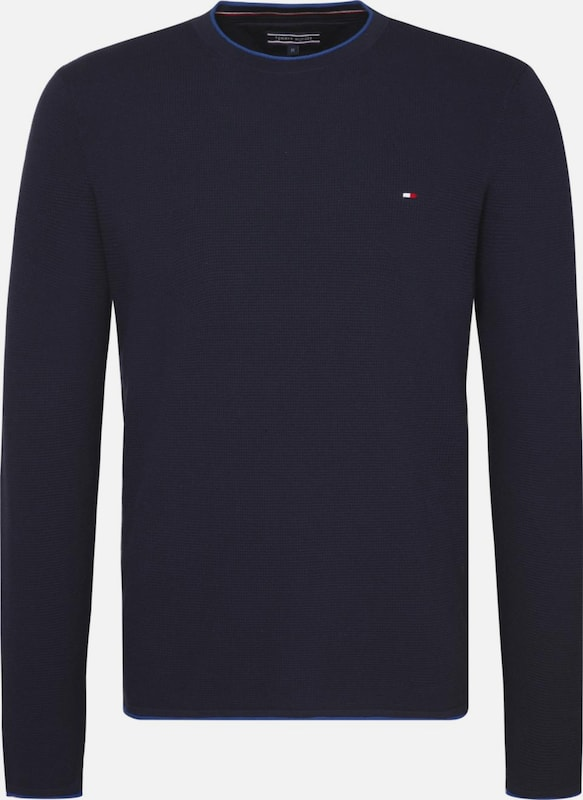 TOMMY HILFIGER Pullover 'GRAY VIOLET HEATHER'