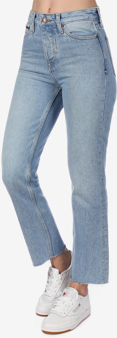 Tommy Jeans Jean 'Izzy' en bleu clair, Vue avec modèle