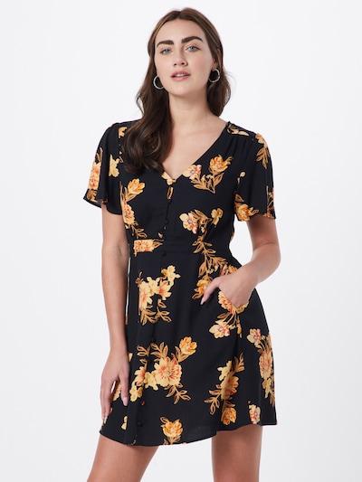 MINKPINK Kleid 'NEW DAY MINI DRESS' in schwarz, Modelansicht