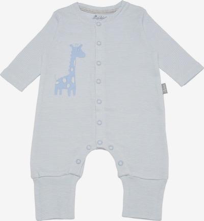 SIGIKID Schlafanzug in hellblau / weiß, Produktansicht