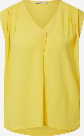 ONLY Bluse 'ONLROBERTA' in gelb, Produktansicht