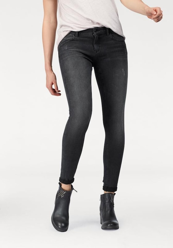Mavi Skinny fit Jeans 'LEXY ULTRA MOVE' in grey denim