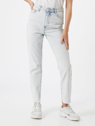 VILA Jeans 'Annabel' in blue denim, Modelansicht