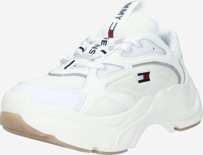 Tommy Jeans Niske tenisice u crvena / crna / bijela, Pregled proizvoda