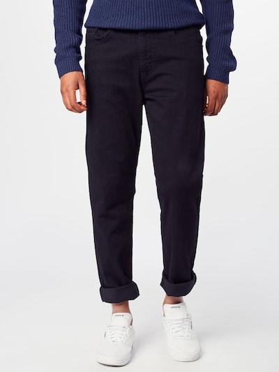 LEVI'S Jeans 'Hi-Ball Roll' in black denim, Modelansicht