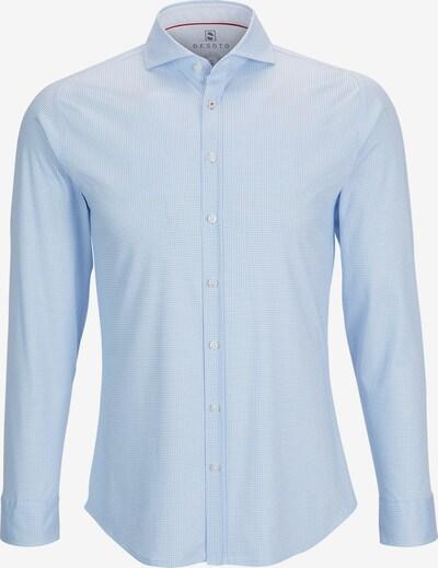 DESOTO Hemd in hellblau, Produktansicht