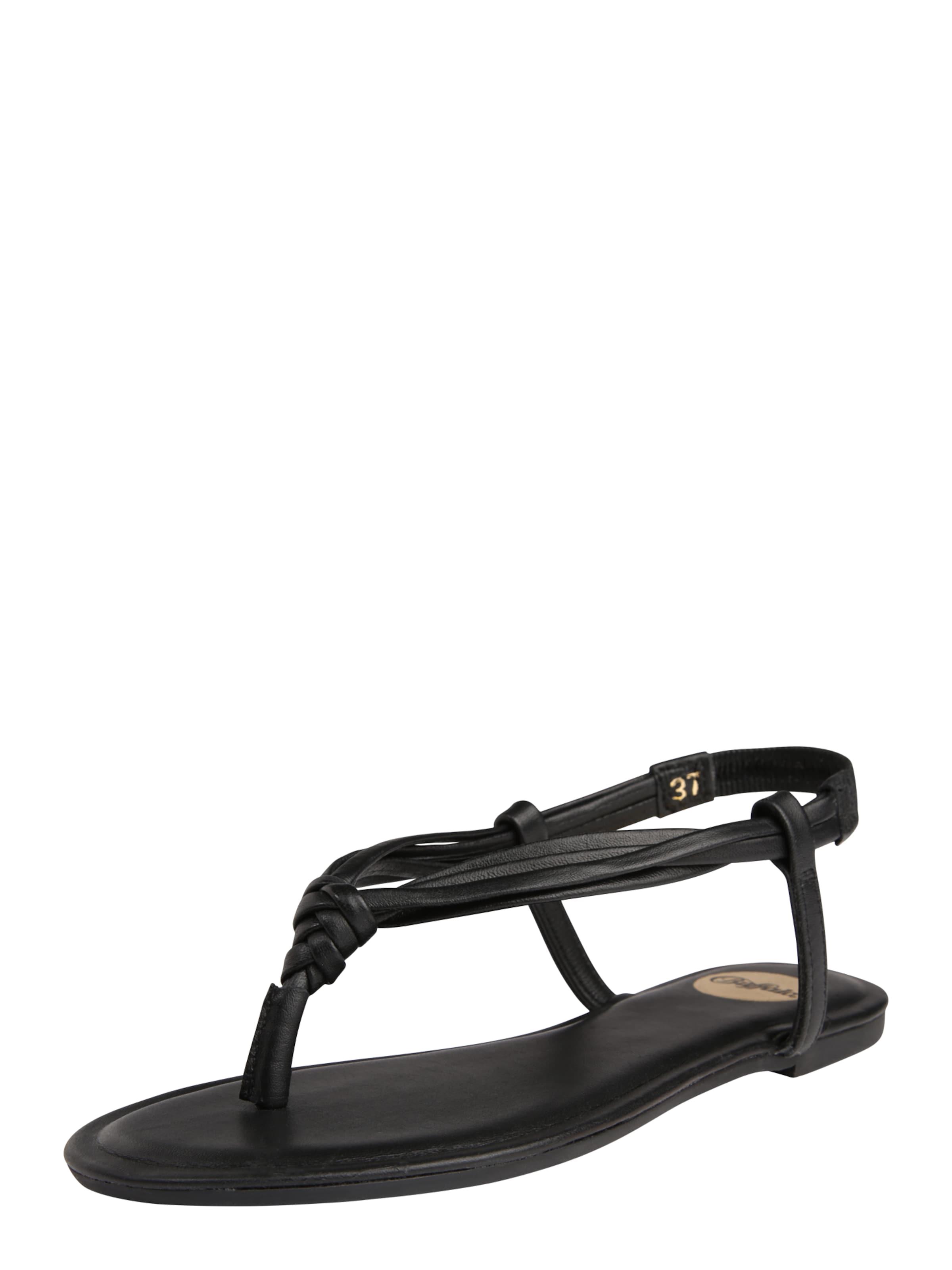 BUFFALO Zehtrenner-Sandale Verschleißfeste billige Schuhe Hohe Qualität
