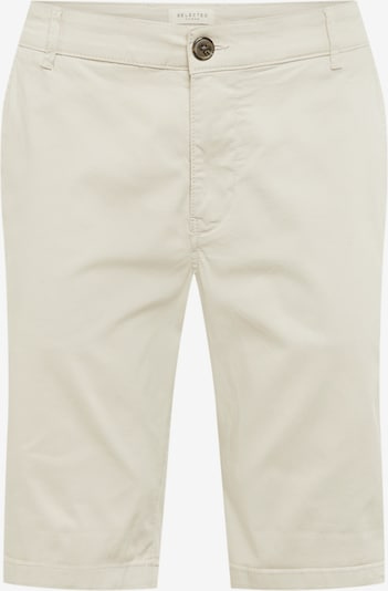SELECTED HOMME Hose in creme, Produktansicht