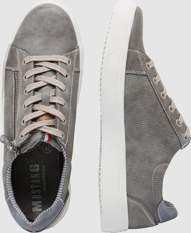 MUSTANG Sneaker mit Zipper