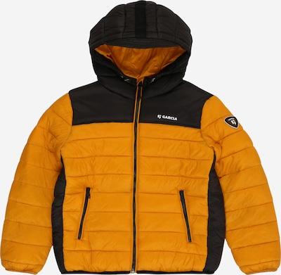 GARCIA Prehodna jakna | gorčica / črna barva, Prikaz izdelka