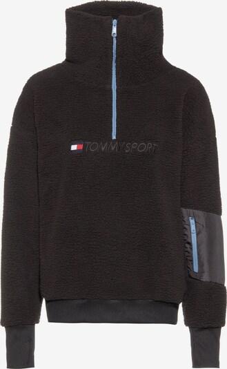Tommy Sport Sweatshirt in schwarz, Produktansicht