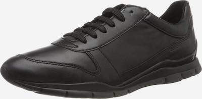GEOX Sneakers in schwarz, Produktansicht