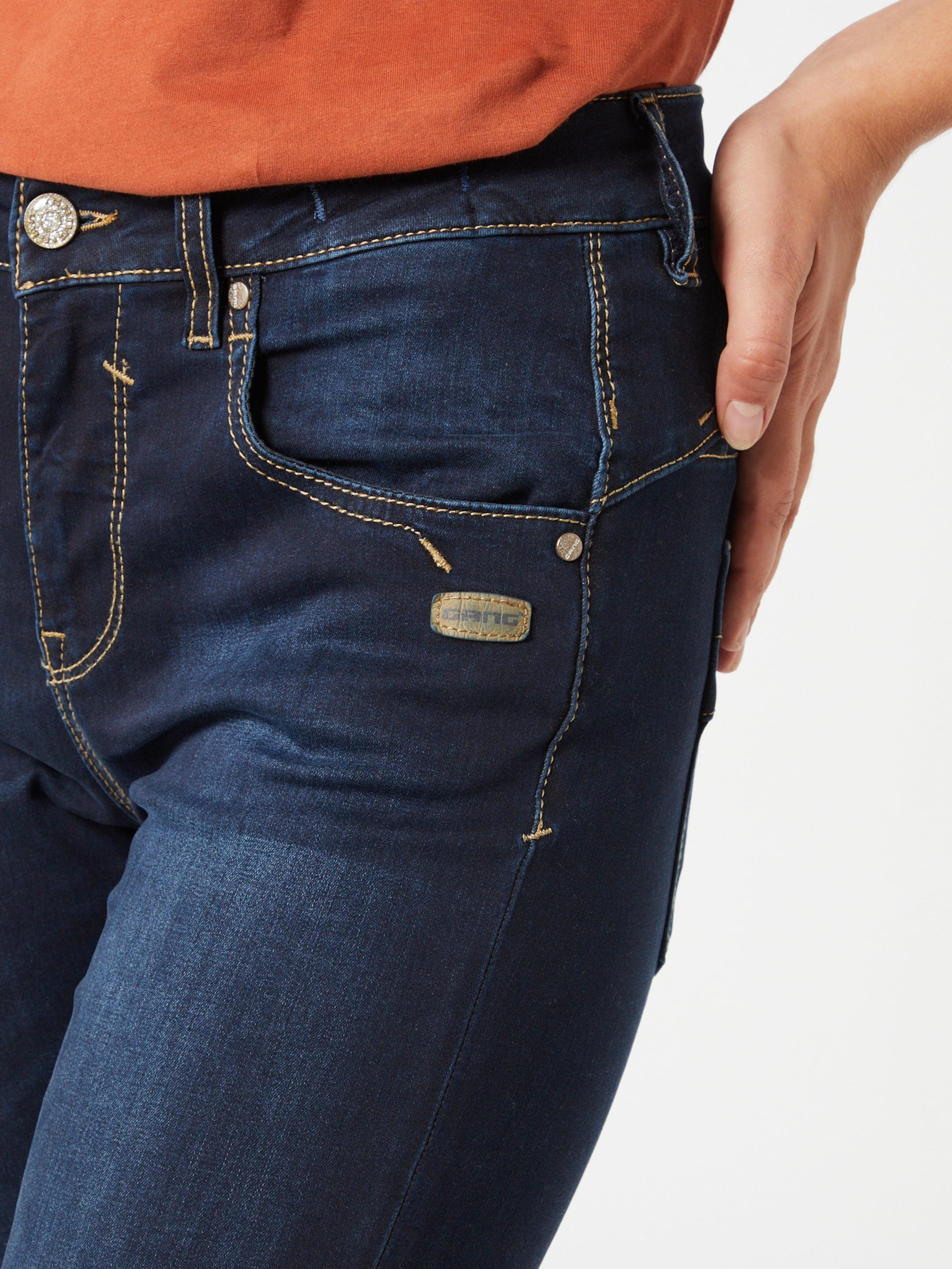 Gang Jeans 'Rubinia' i blå denim