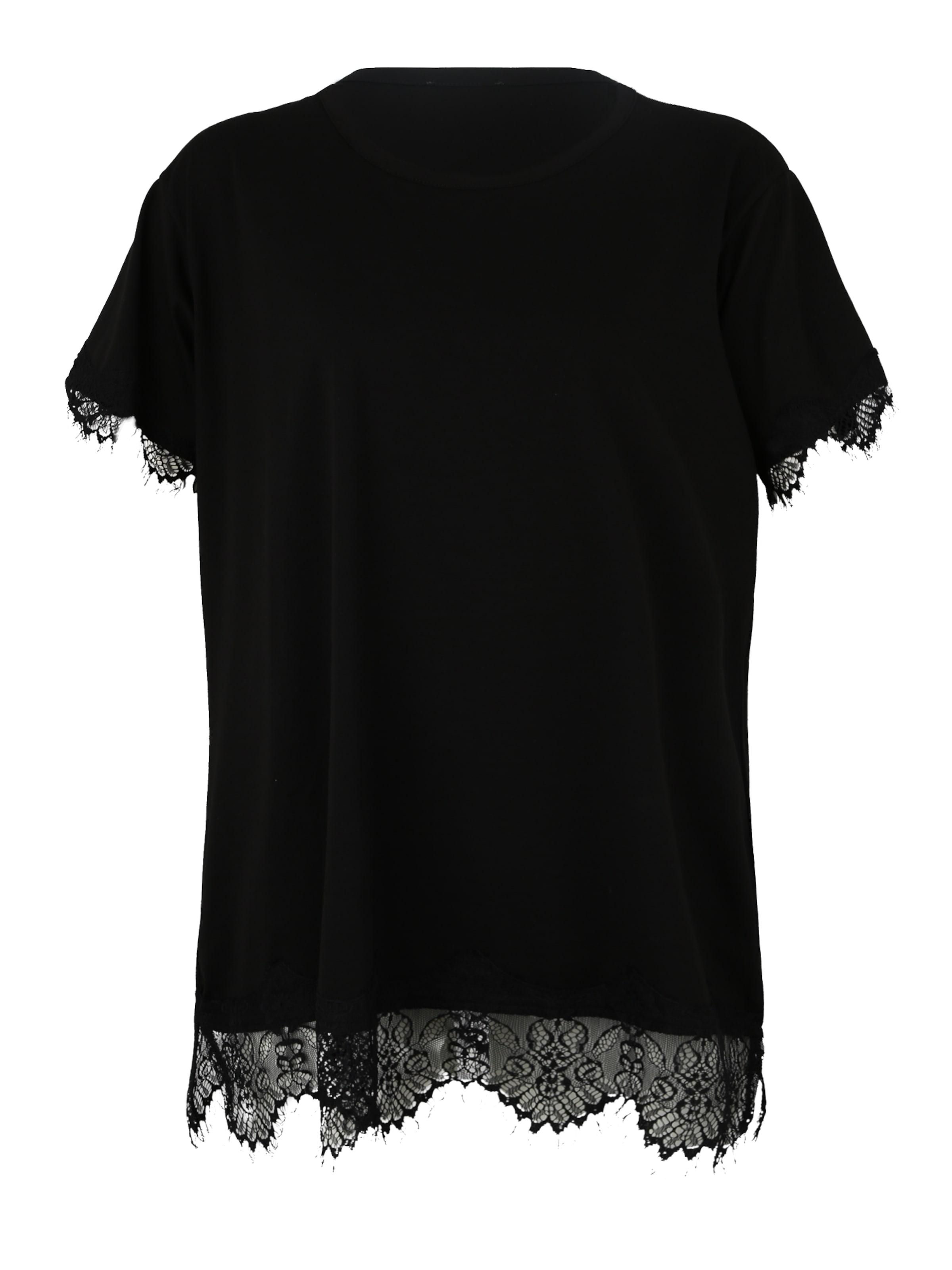 En Look Curves New shirt T Noir oxCdBe