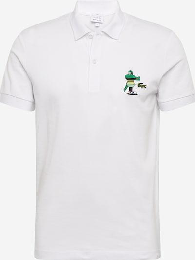 LACOSTE Lacoste X Jeremyville Poloshirt in weiß, Produktansicht
