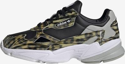 ADIDAS ORIGINALS Sneaker Low in mischfarben / schwarz, Produktansicht