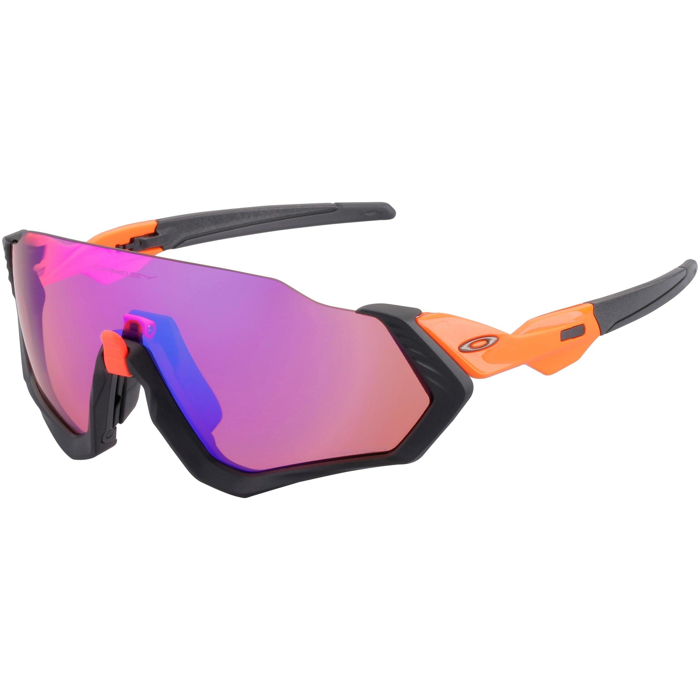 Schwarz 'flight Sonnenbrille LilaNeonorange Oakley Jacket' In tQChrsd