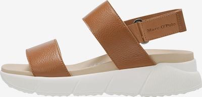 Marc O'Polo Sandale in karamell, Produktansicht
