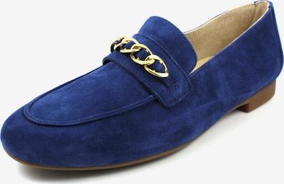 Paul Green Mocassins in de kleur Donkerblauw, Productweergave