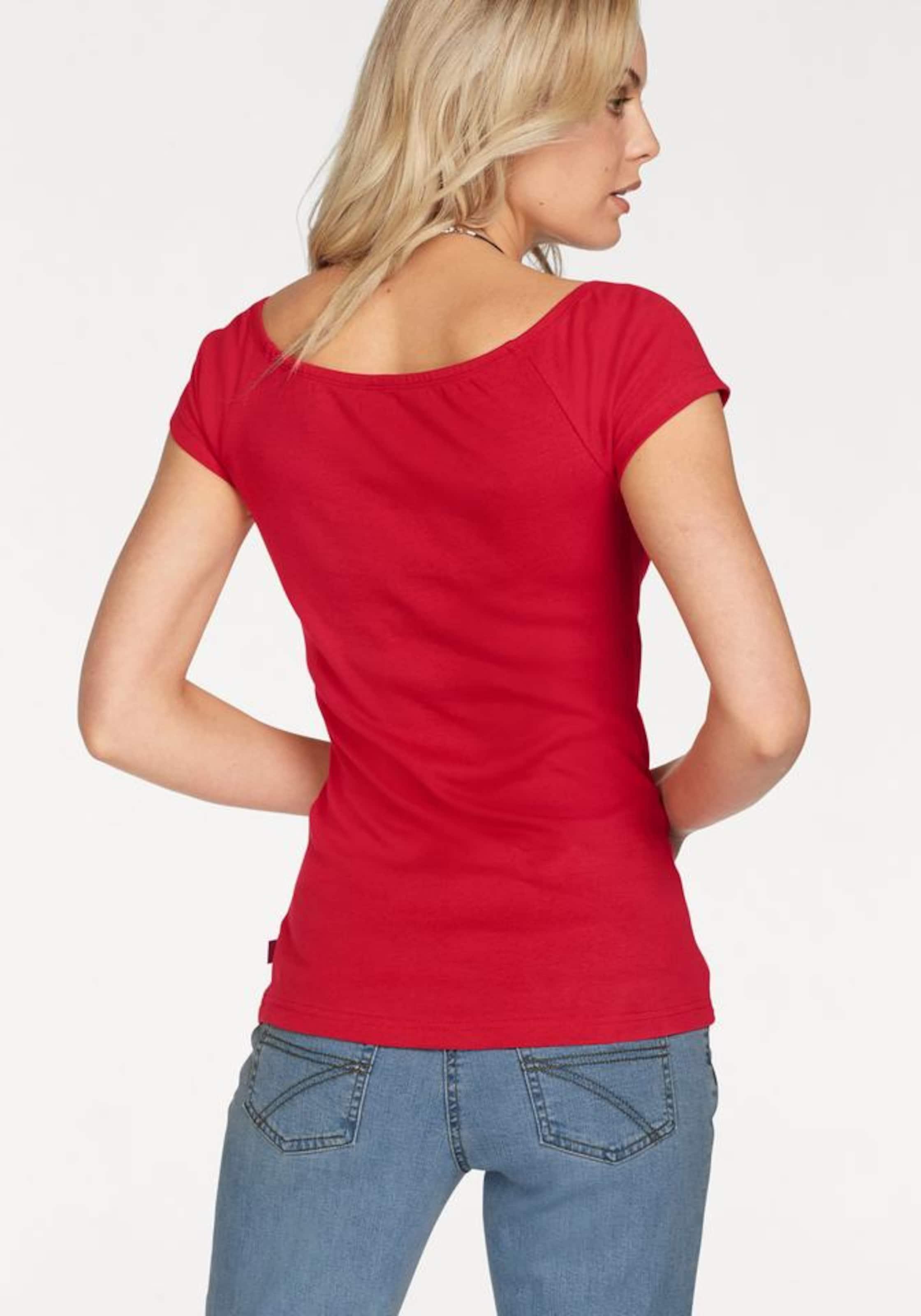 Sast Günstiger Preis Verkauf Versorgung ARIZONA Carmenshirt Off-Shoulder Rrm0DYpbfQ
