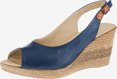 ANDREA CONTI Sandaletten in blau, Produktansicht