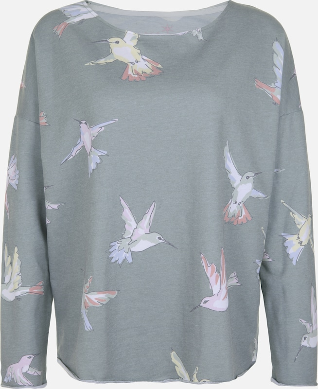 Juvia Sweatshirt Devore Birds