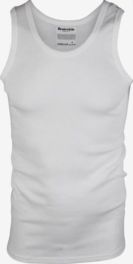 Resteröds Onderhemd 'No.1' in de kleur Wit, Productweergave