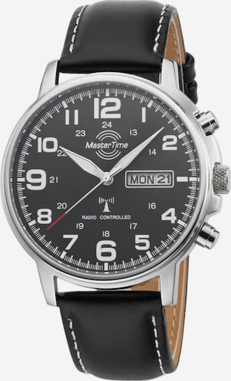 Master Time Funkuhr 'Specialist MTGA-10624-22L' in schwarz / silber, Produktansicht