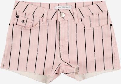 Calvin Klein Jeans Hose in rosa, Produktansicht