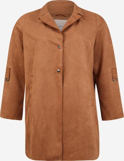 Rudeninis-žieminis paltas 'Carojline' iš ONLY Carmakoma , spalva - ruda, Prekių apžvalga