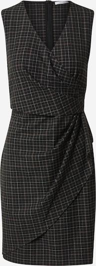 Trumpa kokteilinė suknelė 'Tolosa' iš iBlues , spalva - tamsiai ruda / juoda, Prekių apžvalga