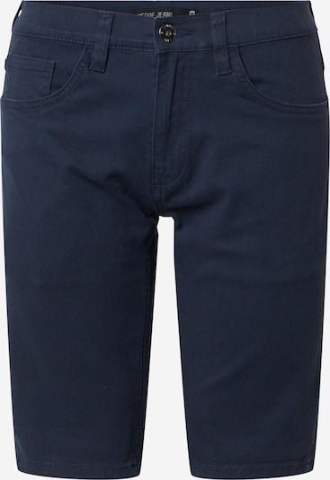 INDICODE JEANS Панталон Chino 'Villeurbanne' в нейви синьо, Преглед на продукта