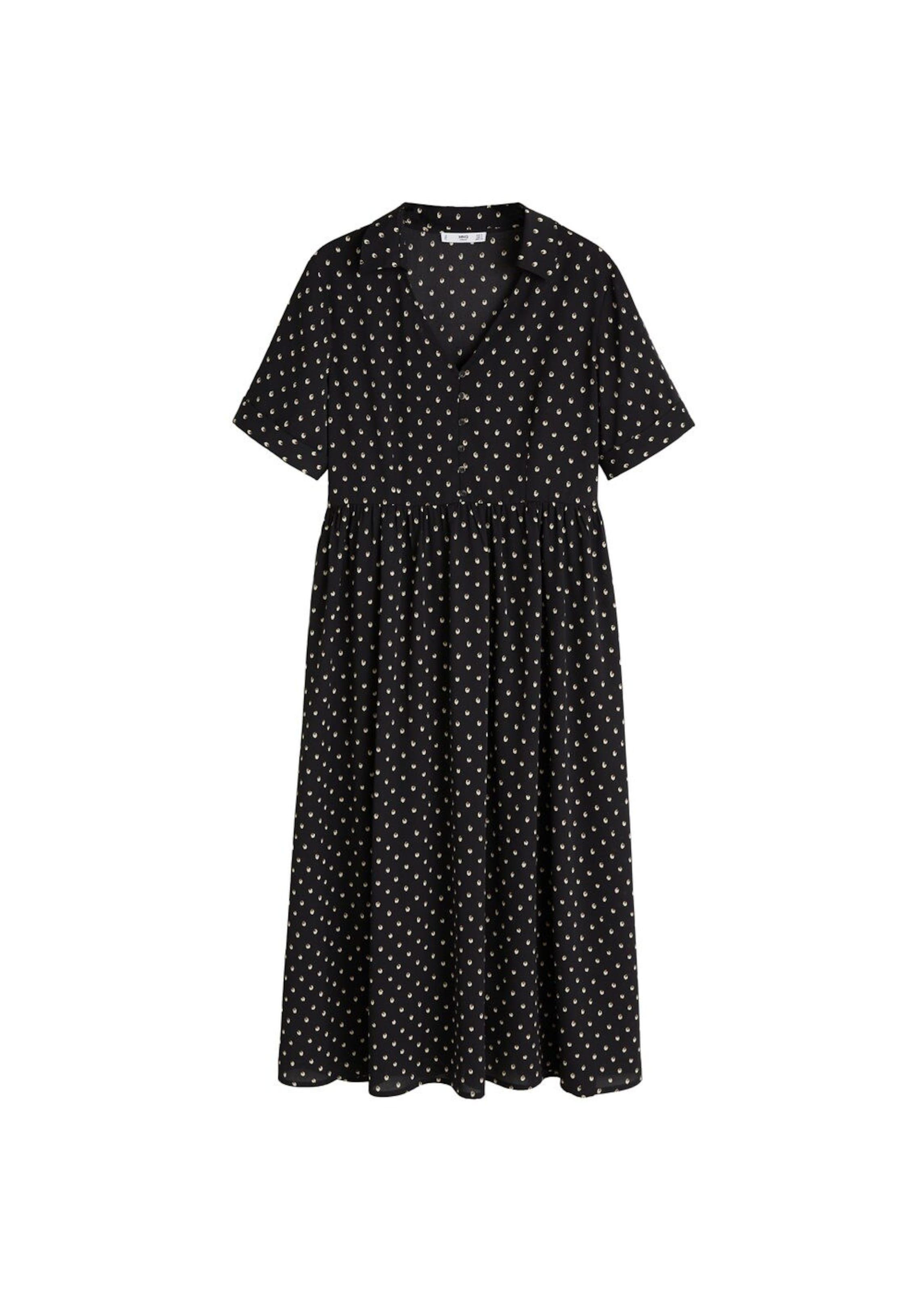 In Kleid In Mango Kleid Schwarz Kleid In Schwarz Mango Mango 92DHIE