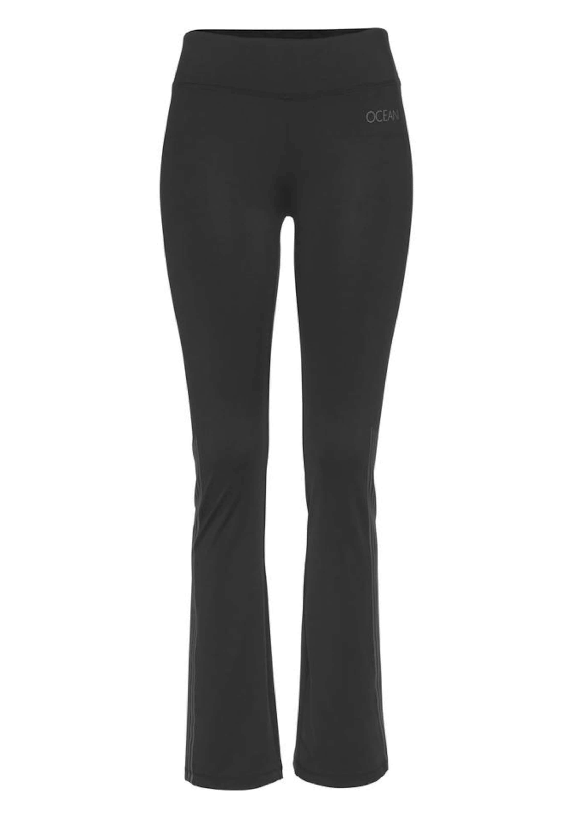 Sportswear In Jazzpants SchwarzSilber Ocean TKFlJ1c