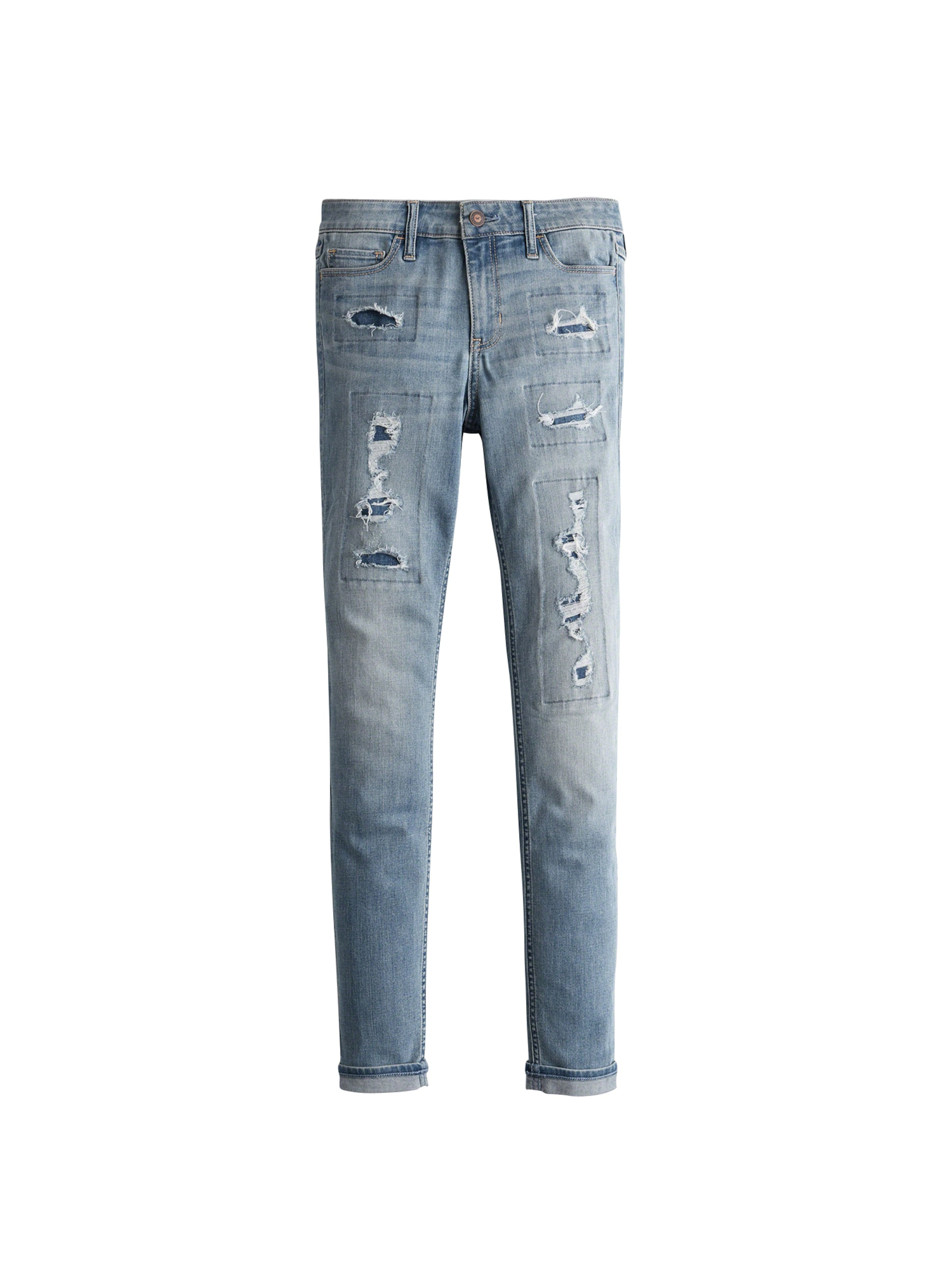 Hollister Denim Jeans Ptchamp; Rpr' Blue In 'sb19 med v8nw0mN