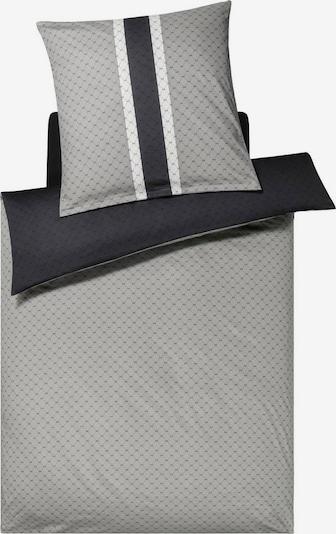 JOOP! Wendebettwäsche in grau / weiß, Produktansicht