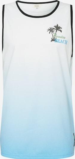 Redefined Rebel T-Shirt en bleu clair, Vue avec produit