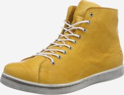 ANDREA CONTI Sneaker in gelb, Produktansicht