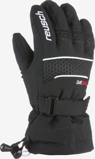 REUSCH Skihandschuhe in schwarz, Produktansicht