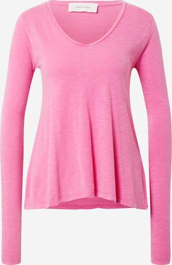 Tricou AMERICAN VINTAGE pe roz, Vizualizare produs