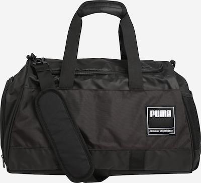 PUMA Športna torba | črna barva, Prikaz izdelka