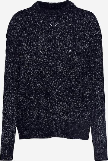 OBJECT Pulover 'STELLA'   črna barva: Frontalni pogled