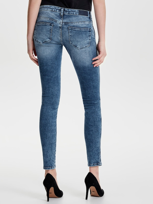 ONLY Coral Super Low Skinny Fit Jeans
