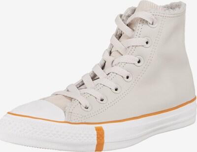 CONVERSE Sneaker 'Chuck Taylor' in cappuccino / weiß, Produktansicht